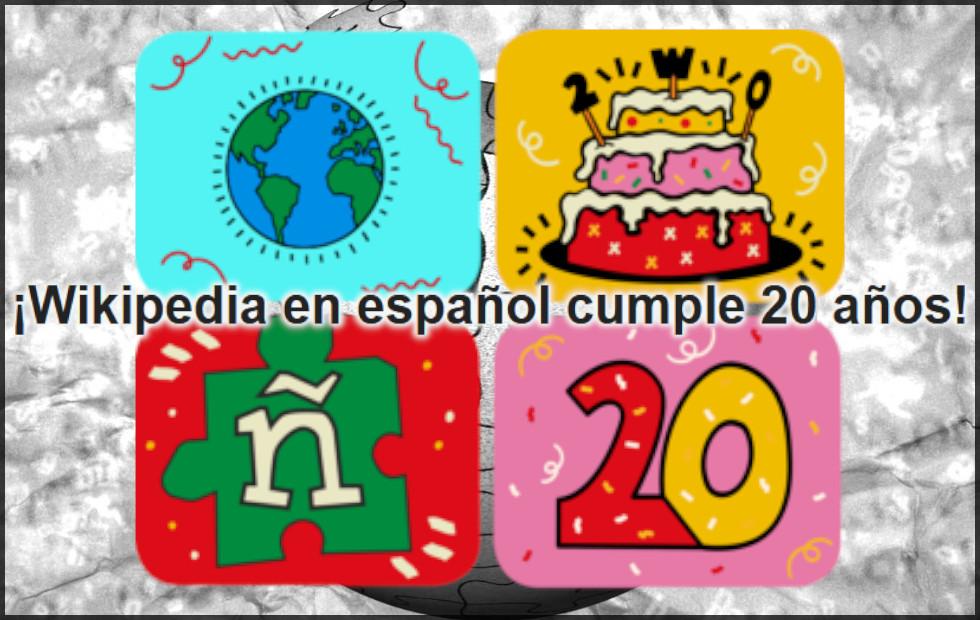 Wikipedia 20 (Español)